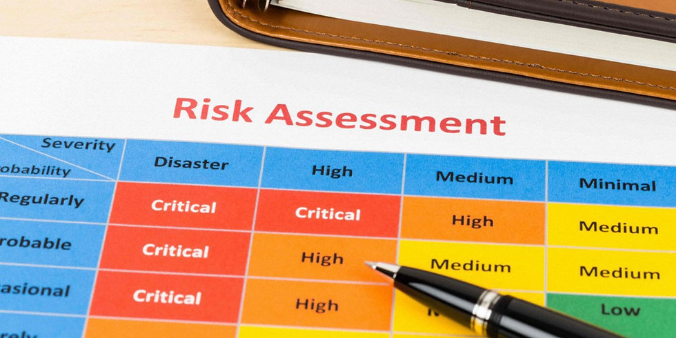 Risk Assessment and Objectives Setting