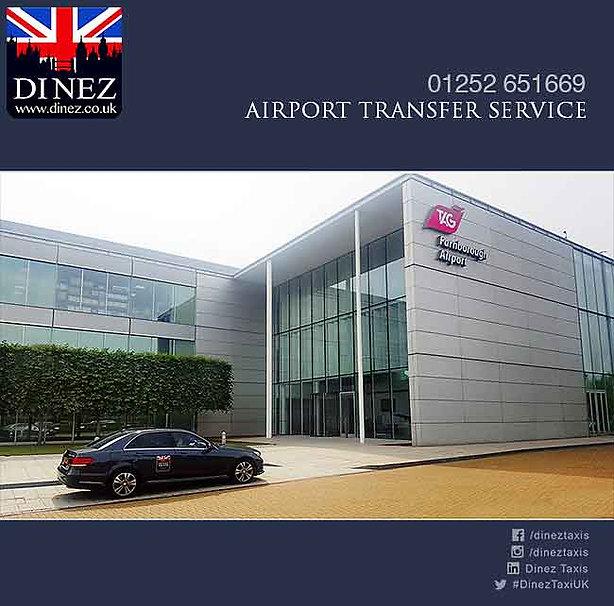 Executive-Chauffeur-Transfer-Farnborough