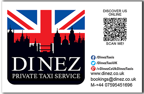 Dinez+Taxis+and+Airport+Transfers+Busine