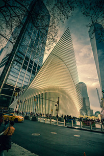 Westfield aka WTC Oculus