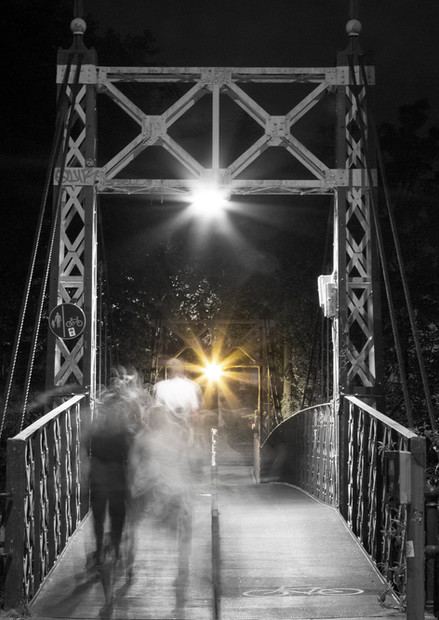 Gaol Ferry to Bedminster bridge