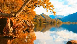 Autumn Lakes