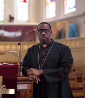 Rev Trevor Beauford