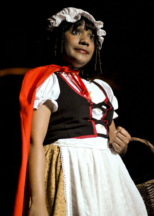 Into the Woods- Little Red