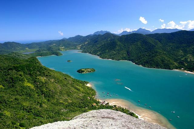 Saco do Mamanguá - Paraty Mirim
