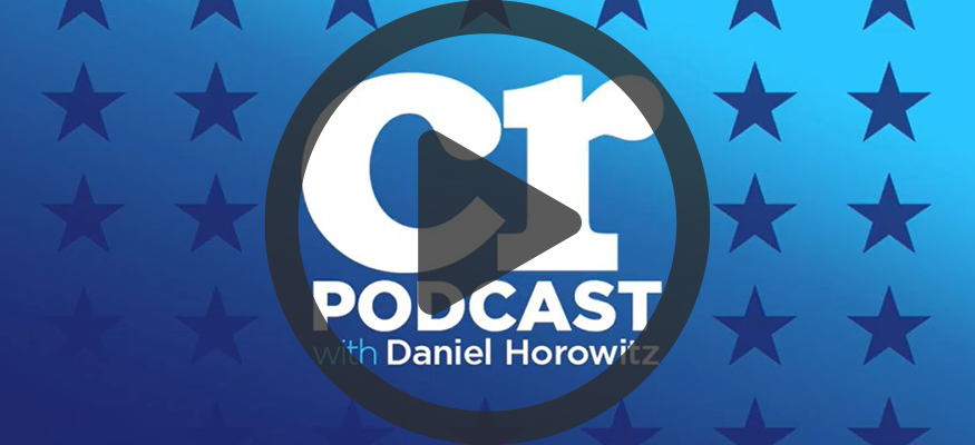 Mark Meckler announces #FreedomFriday on Daniel Horowitz's Conservative Review podcast