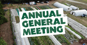 FarmShare's AGM 2020