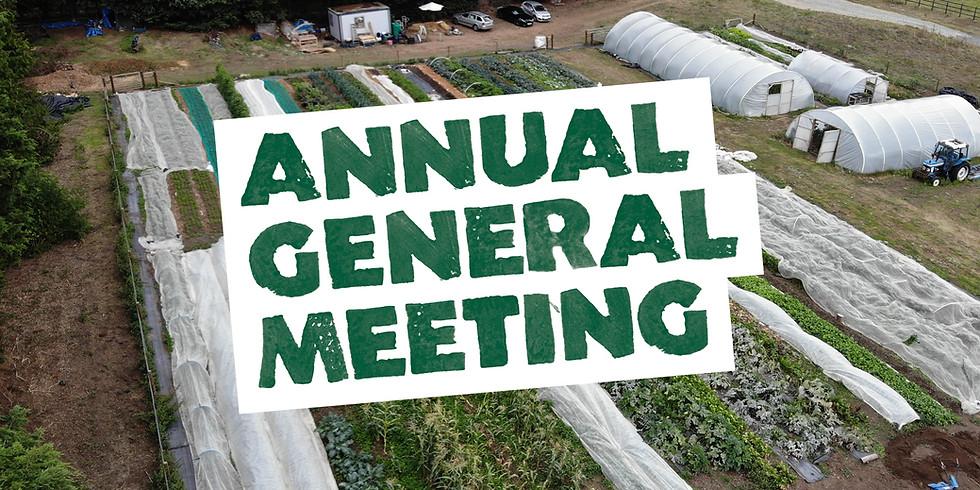 Norwich FarmShare – Annual General Meeting