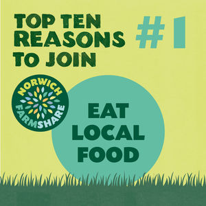 Top Ten Reasons To Join Norwich Farmshare 1 Eat Local