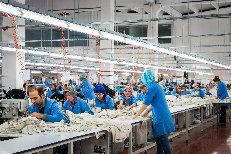 Tekstil verimlilik izleme sistemi ve otomasyonu