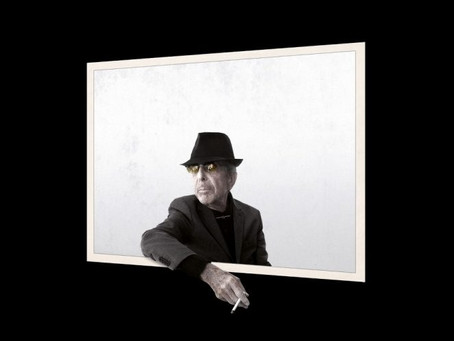Light in the Darkness:  Remembering Leonard Cohen