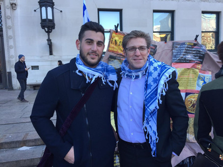 Removing the Mask: A Purim Lesson in the Wake of Israel Apartheid Week