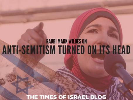 Anti-Semitism Turned on Its Head