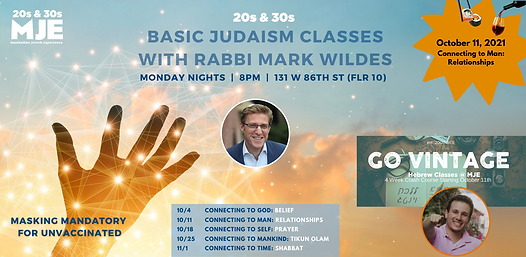 MJE West Basic Judaism Classes RMW Relationships.png