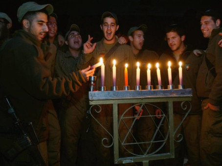 Chanukah and the United Nations