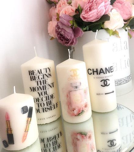 Lot bougie Chanel