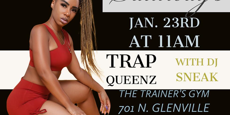 Fearless Fitness Glutes & Guns: Trap Queenz w/ DJ Sneak