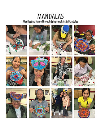 5.22.18MercyCenter Mandala4 ArtWorkshop.