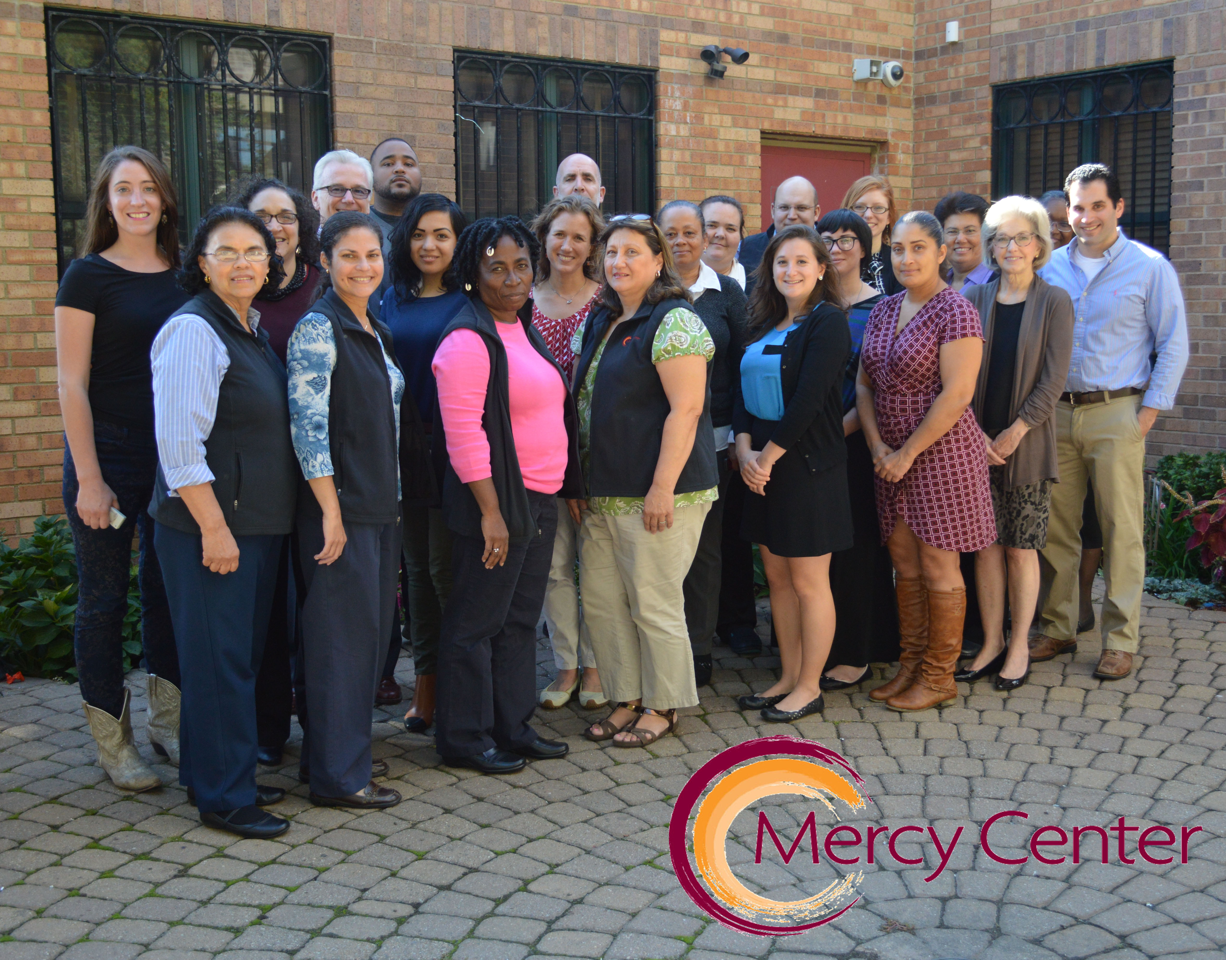Mercy Center Staff