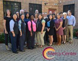 Mercy Center Staff