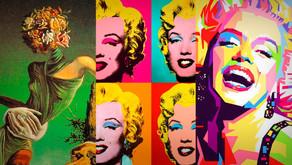 Arte moderna, pós-moderna e contemporânea