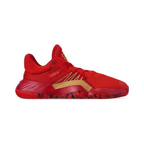 ADIDAS D.O.N. ISSUE #1 'IRON SPIDER' (2019)