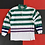 Thumbnail: VINTAGE GEOFFREY BEENE MULTICOLOR STRIPED POLO