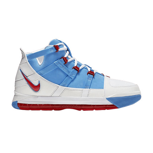 NIKE LEBRON 3 'HOUSTON OILERS' (2019)