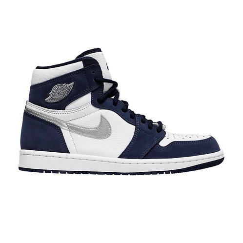 AIR JORDAN 1 HIGH OG CO.JP 'MIDNIGHT NAVY' (2020)