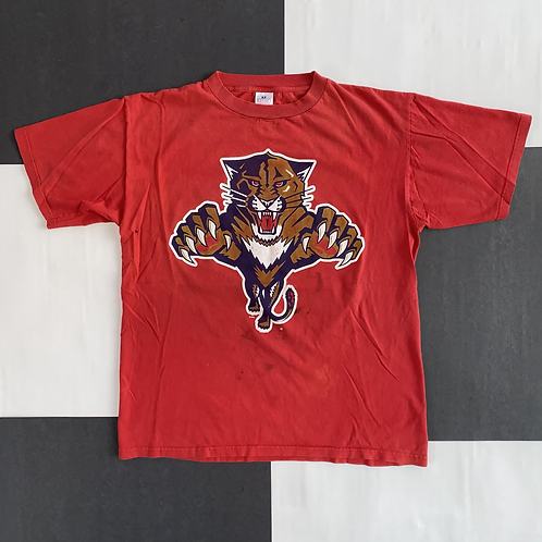 VINTAGE FLORIDA PANTHERS RAY SHEPPARD TEE