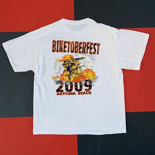 2009 BIKETOBERFEST GRAPHIC TEE