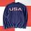 Thumbnail: VINTAGE NIKE USA CREWNECK