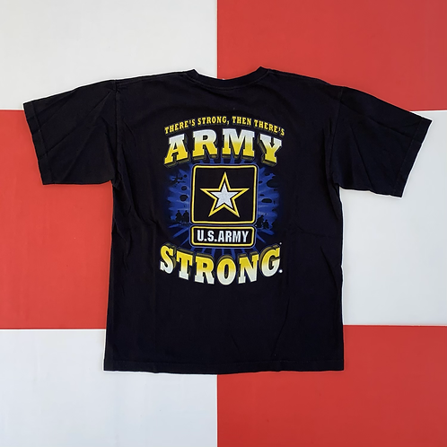 UNITED STATES ARMY STRONG GRAPHIC TEE