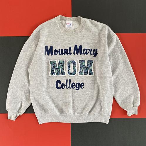 VINTAGE MOUNT MARY MOM CREWNECK
