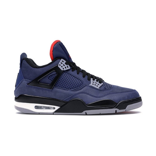 AIR JORDAN 4 RETRO WNTR 'LOYAL BLUE' (2019)