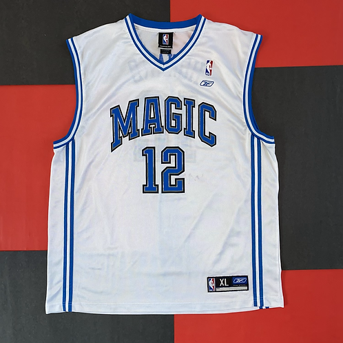 REEBOK ORLANDO MAGIC DWIGHT HOWARD BASKETBALL JERSEY