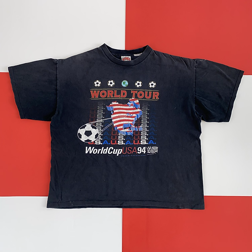 VINTAGE 1994 WORLD CUP SOCCER TEE