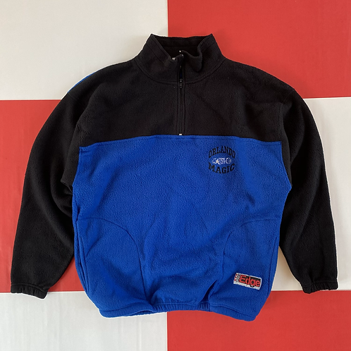 VINTAGE 1996 ORLANDO MAGIC FLEECE PULLOVER