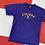 Thumbnail: MINNESOTA VIKINGS EMBROIDERED LOGO TEE