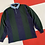 Thumbnail: VINTAGE COLOR BLOCK LONG SLEEVE RUGBY POLO