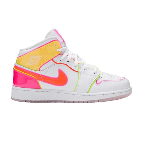 AIR JORDAN 1 MID EDGE GLOW GS (2020)