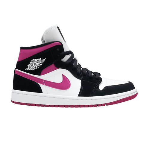 WOMEN'S AIR JORDAN 1 MID 'CACTUS FLOWER' (2020)