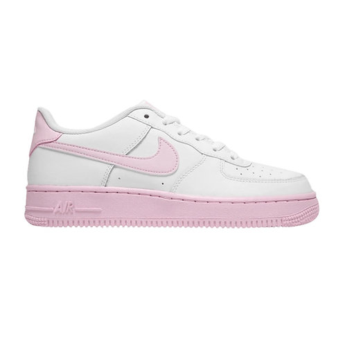NIKE AIR FORCE 1 GS 'WHITE PINK FOAM' (2020)