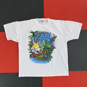 VINTAGE 1997 JIMMY BUFFET HAVANA DAYDREAMIN' TEE