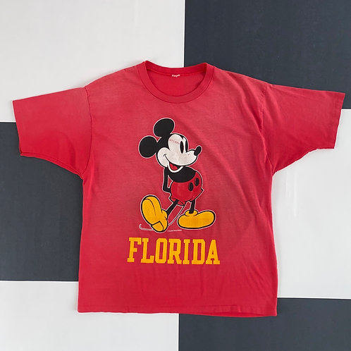 VINTAGE MICKEY MOUSE FLORIDA TEE