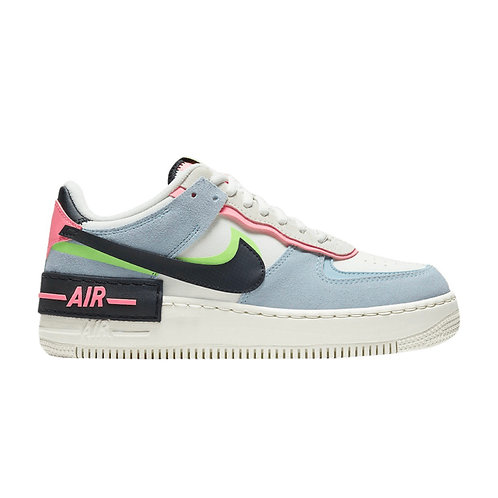WOMEN'S NIKE AIR FORCE 1 SHADOW 'SUNSET PULSE' (2020)