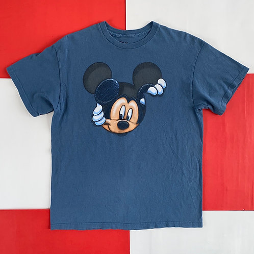 DISNEY MICKEY MOUSE DOUBLE SIDED GRAPHIC TEE
