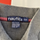Thumbnail: VINTAGE NAUTICA VERTICAL STRIPED POLO GREY