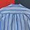 Thumbnail: ARIZONA MONK NECK STRIPED BUTTON UP