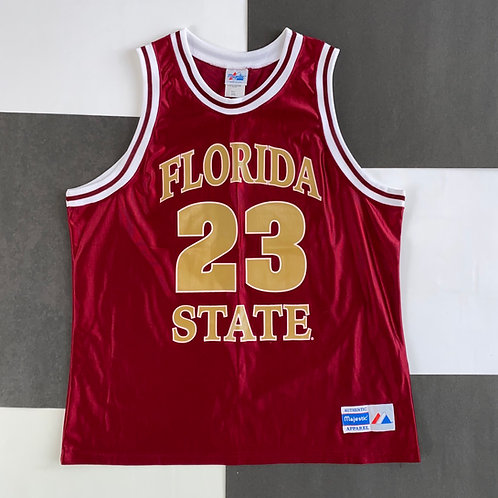 VINTAGE FLORIDA STATE UNIVERSITY BASKETBALL JERSEY